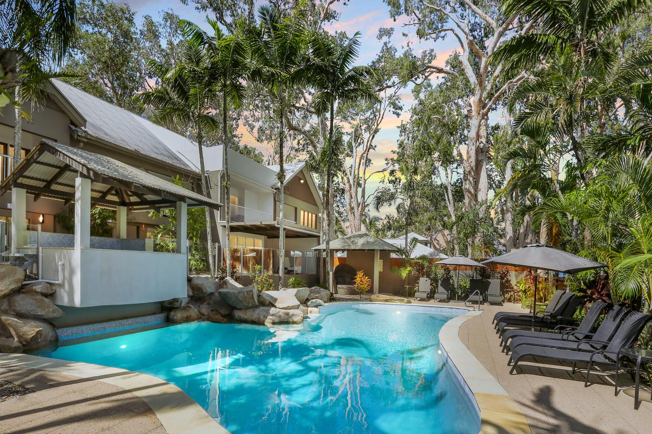 Paradise On The Beach Resort - Accommodation QLD