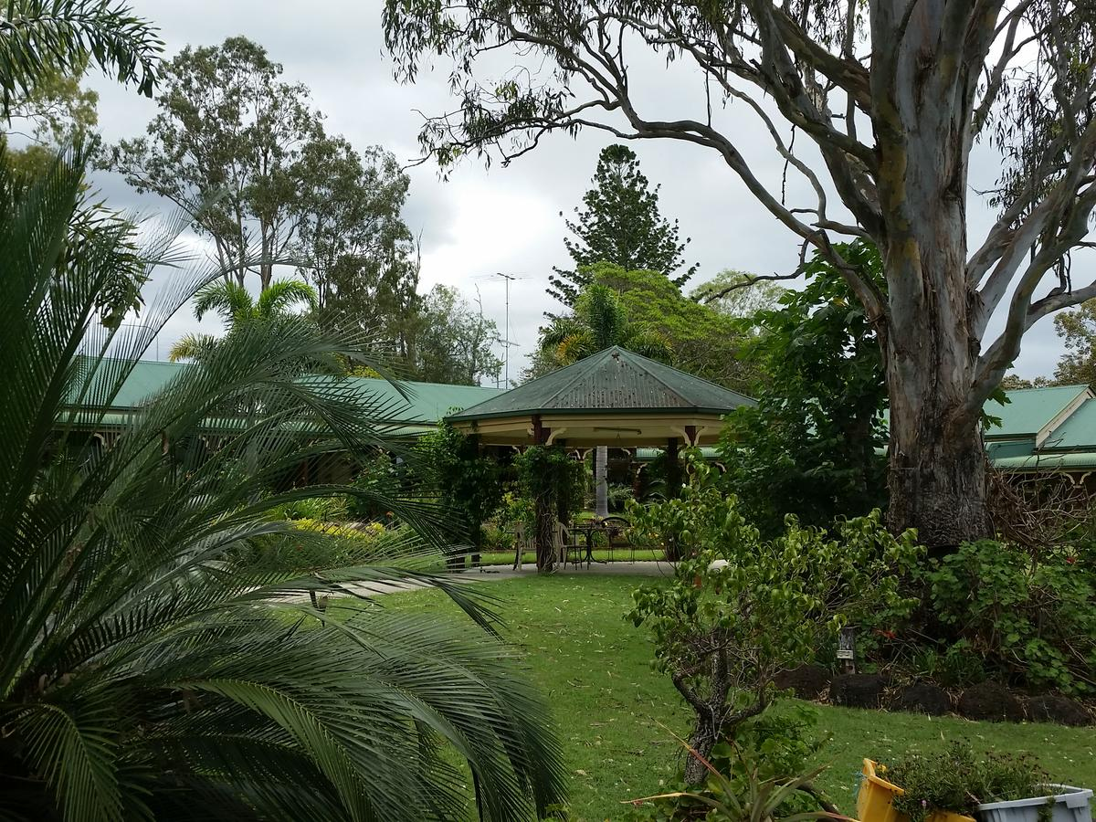 The Bearded Dragon Boutique Hotel - Accommodation QLD