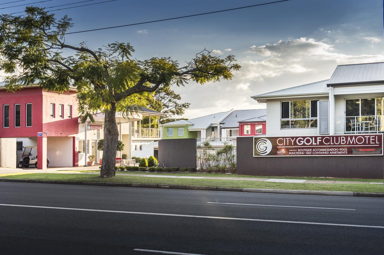 City Golf Club Motel - Accommodation QLD
