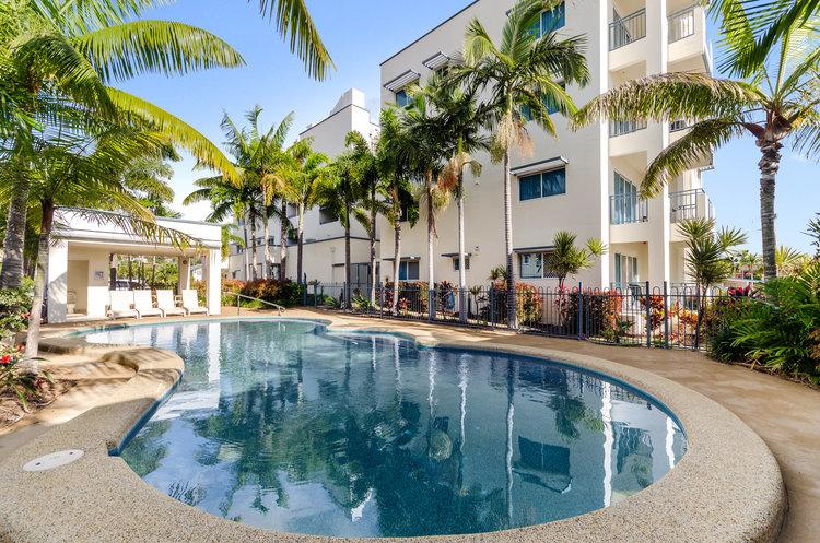 Madison Ocean Breeze Apartments - Accommodation QLD
