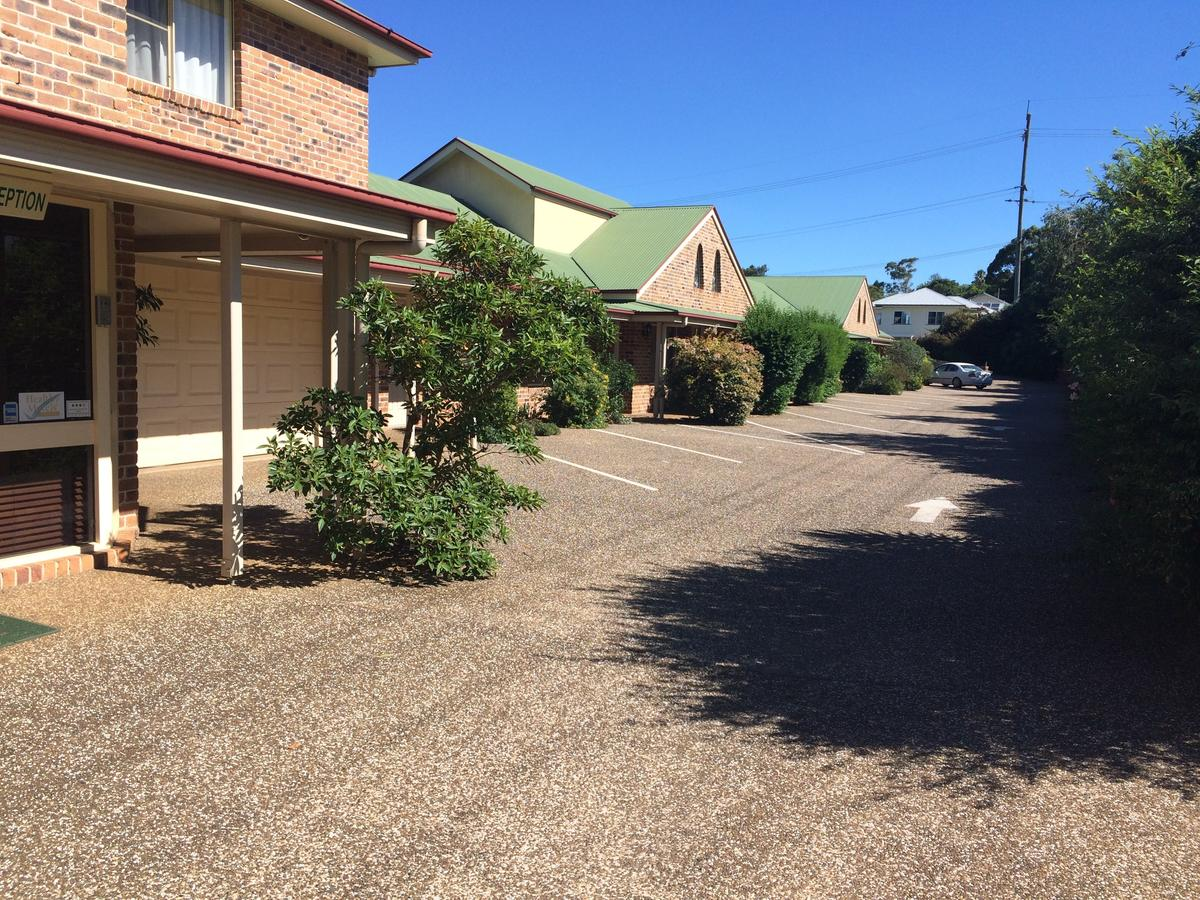 Country Gardens Motor Inn - Accommodation QLD