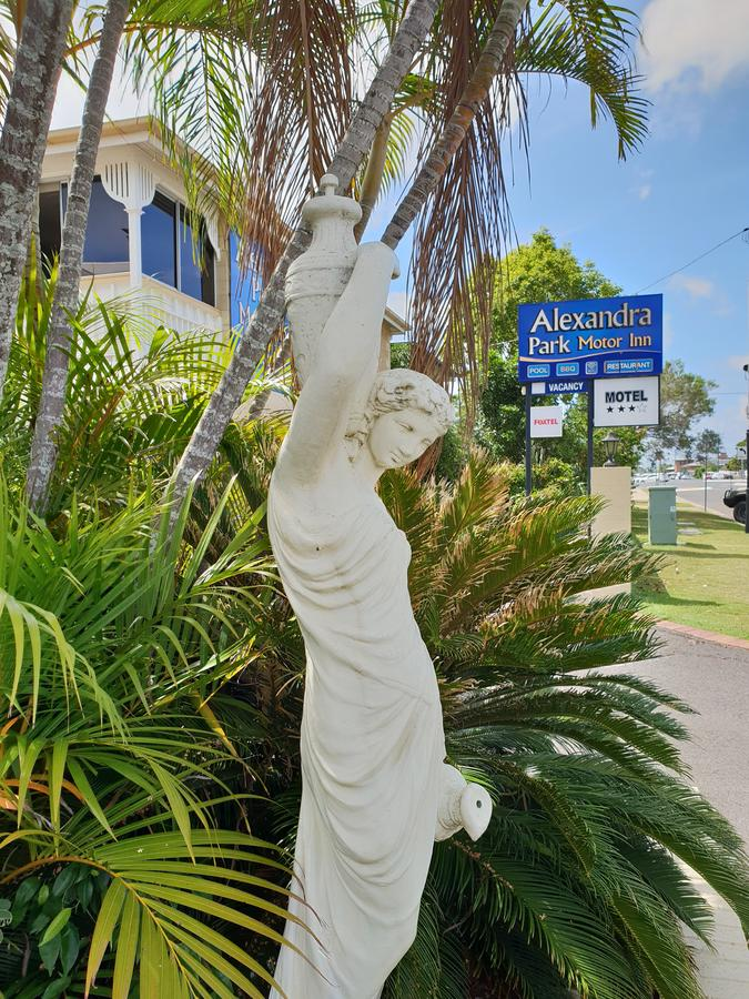 Alexandra Park Motor Inn - Accommodation QLD