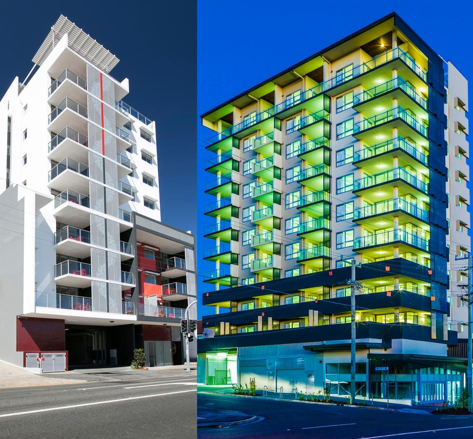 Direct Hotels - Pavilion and Governor on Brookes - Accommodation QLD