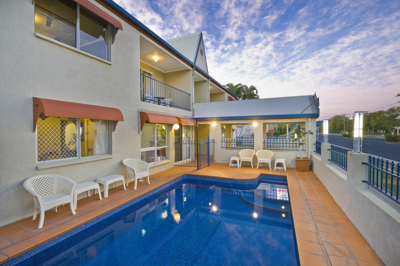 Rockhampton Serviced Apartments - Accommodation QLD