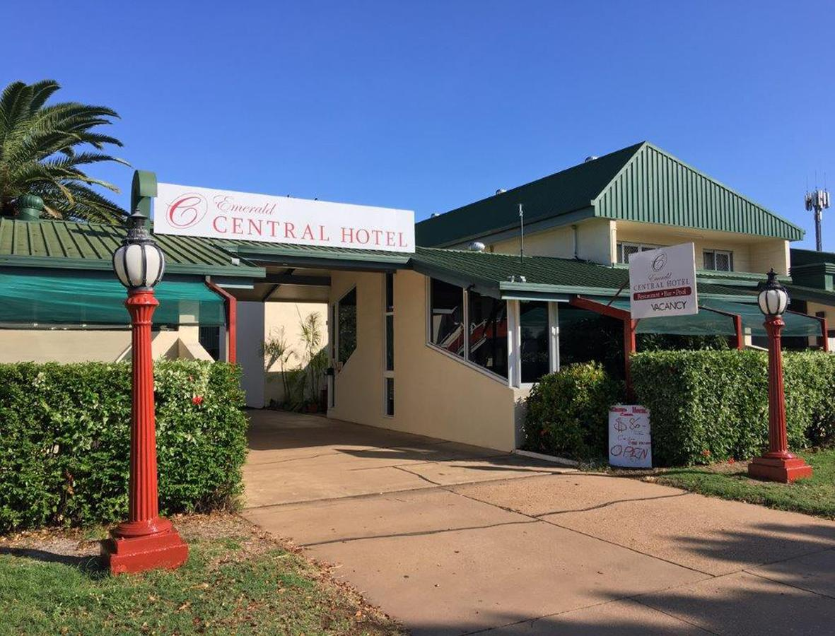 Emerald Central Hotel - Accommodation QLD