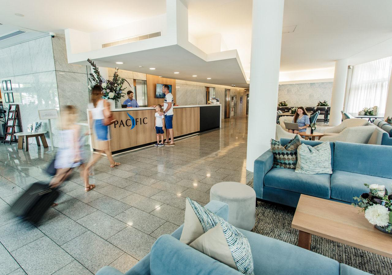 Pacific Hotel Brisbane - Accommodation QLD