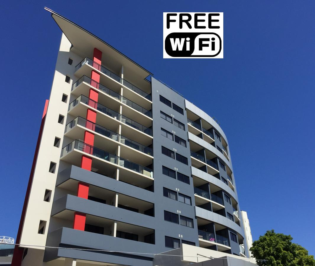 Tribeca Apartments - Accommodation QLD