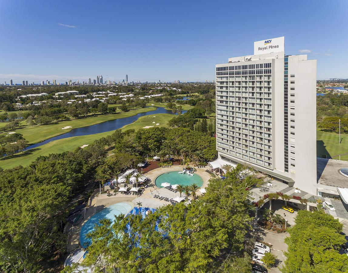 RACV Royal Pines Resort Gold Coast - Accommodation QLD