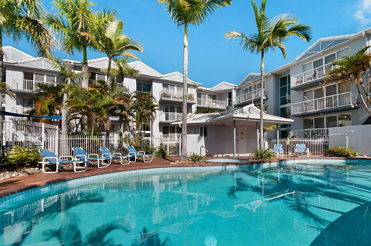 Champelli Palms Apartments - Accommodation QLD