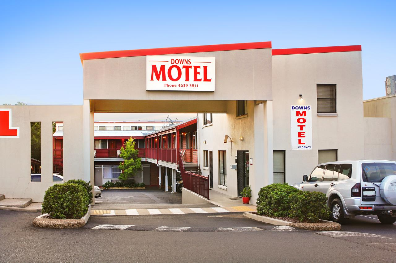 Downs Motel - Accommodation QLD