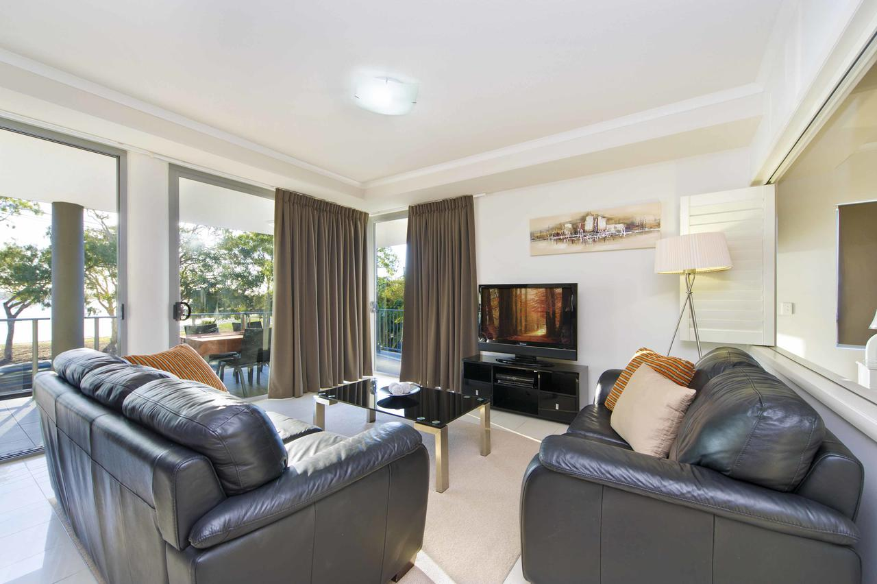 On the Bay Apartments - Accommodation QLD