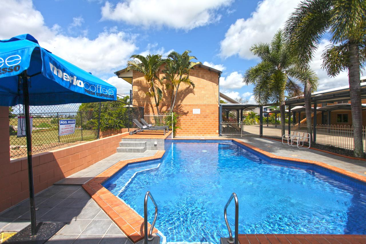 Windmill Motel  Events Centre - Accommodation QLD