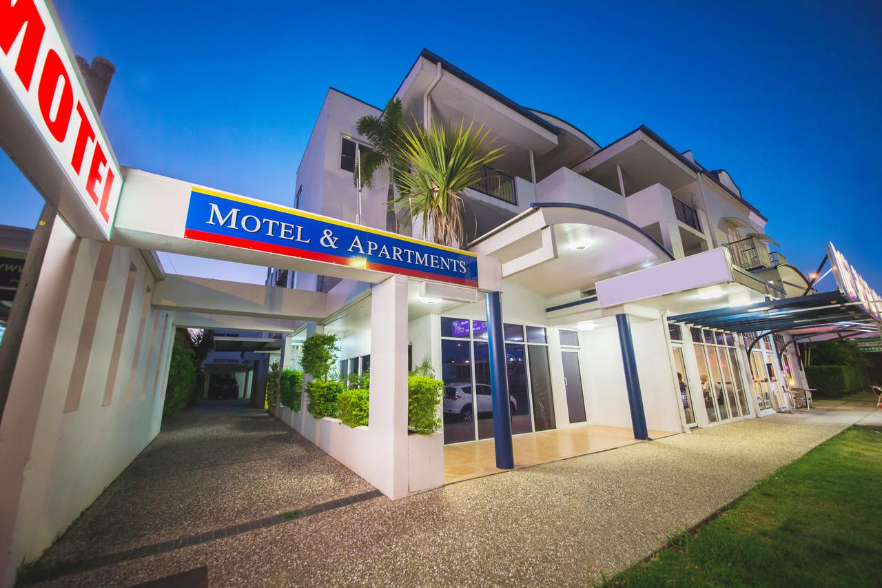 Cosmopolitan Motel  Serviced Apartments - Accommodation QLD