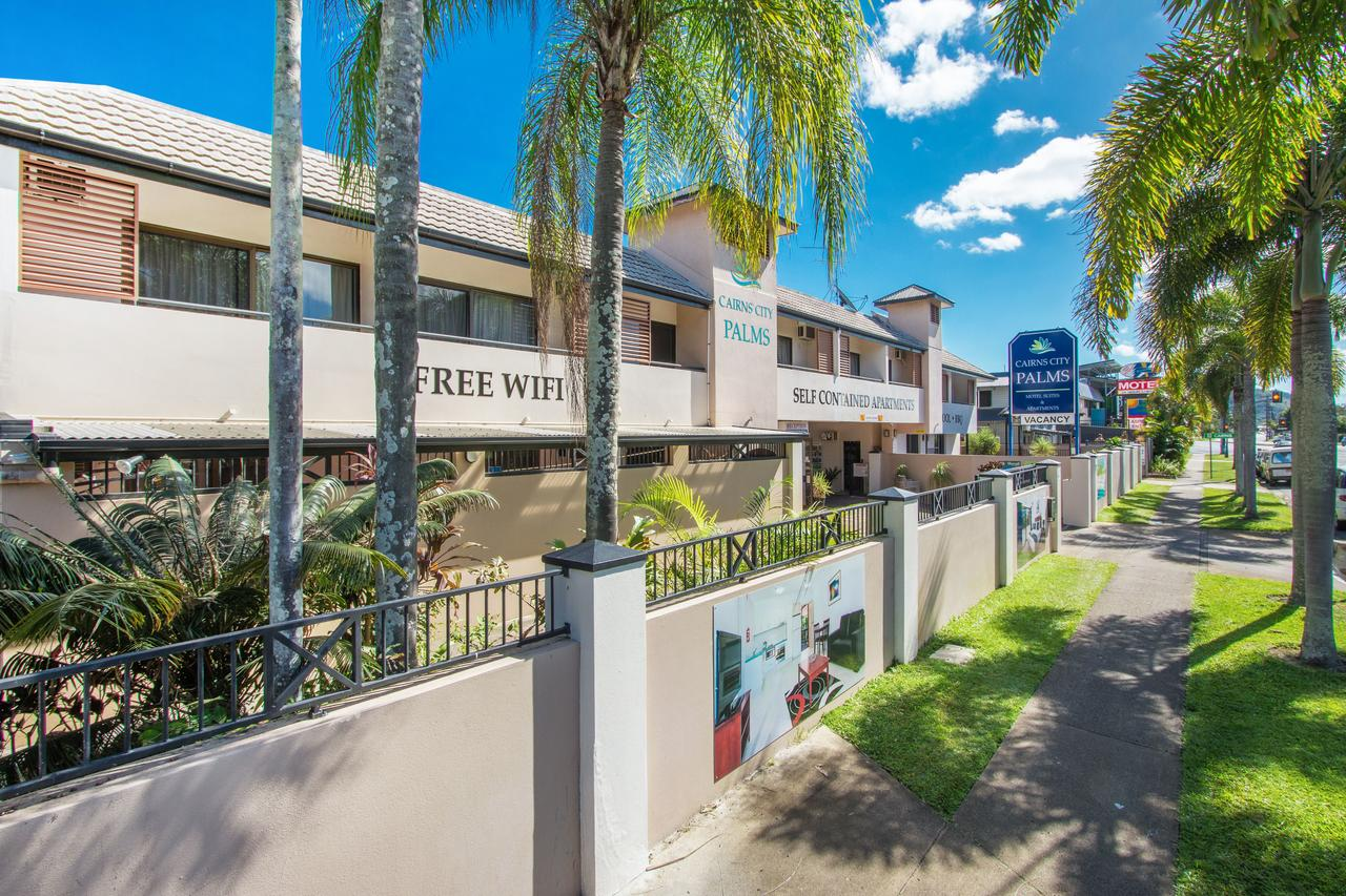 Cairns City Palms - Accommodation QLD