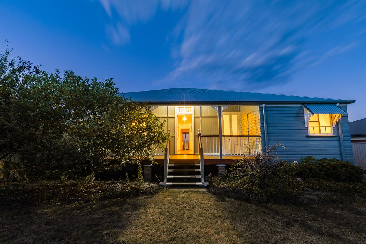 Apple Blossom Cottage - Accommodation QLD