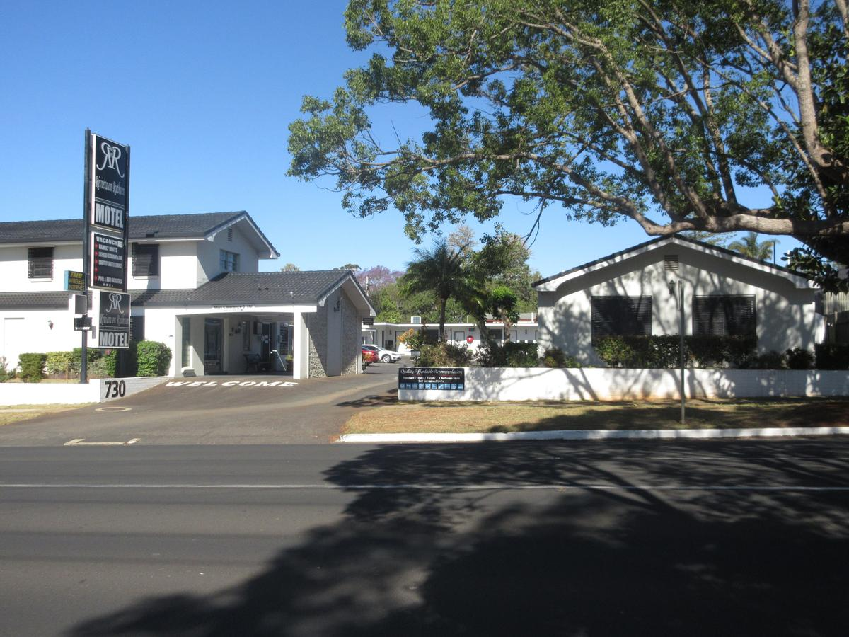 Riviera on Ruthven - Accommodation QLD