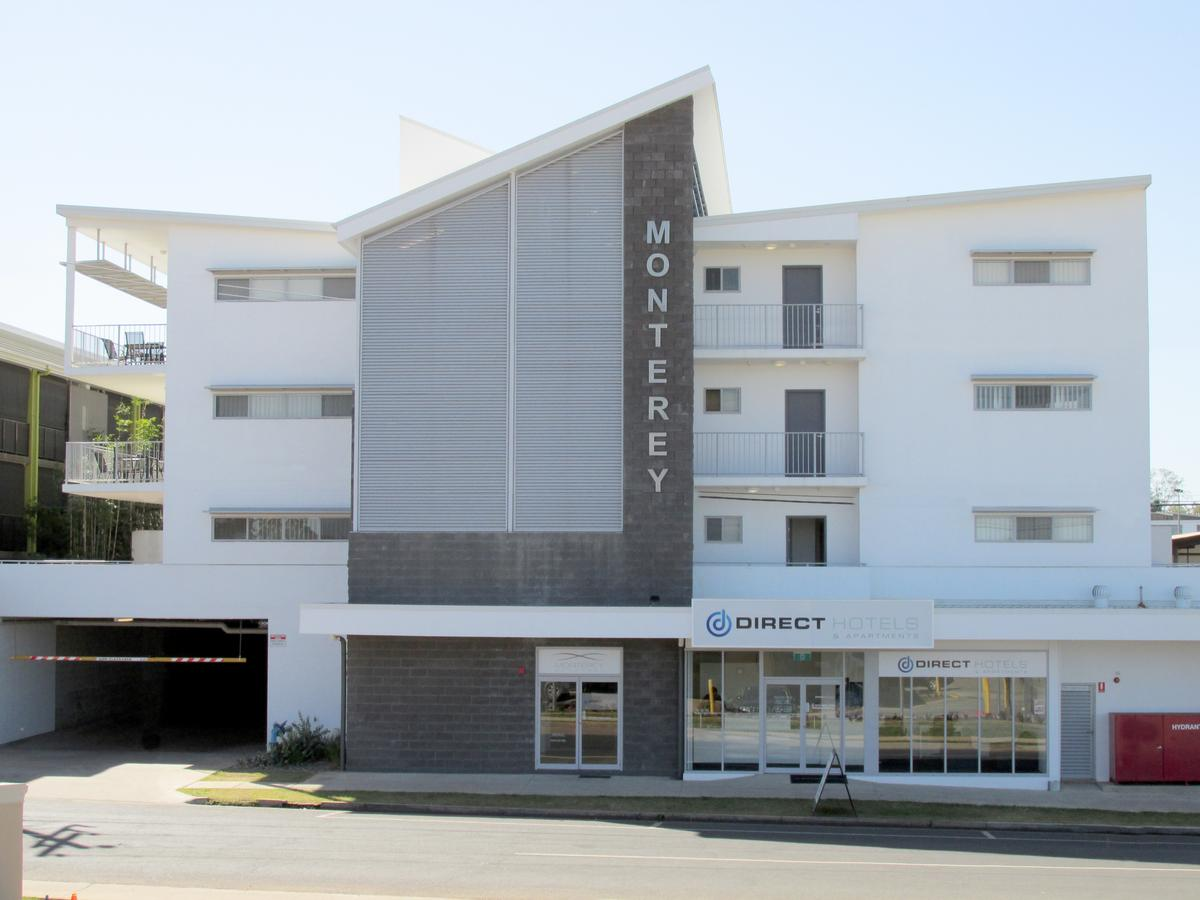 Direct Hotels - Monterey Moranbah - Accommodation QLD