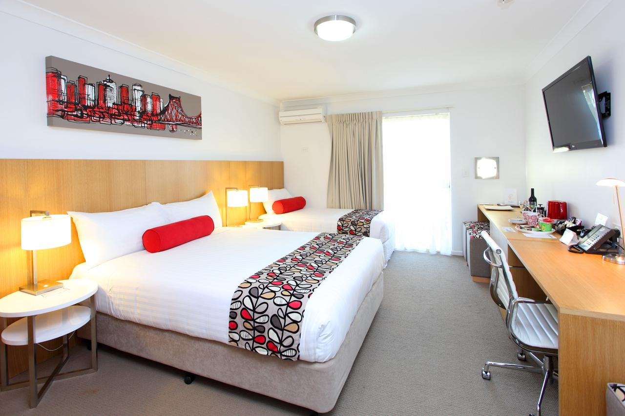 Best Western Gregory Terrace - Accommodation QLD