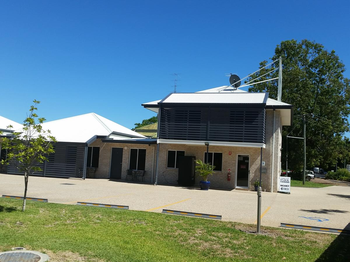 Emerald Park Motel - Accommodation QLD