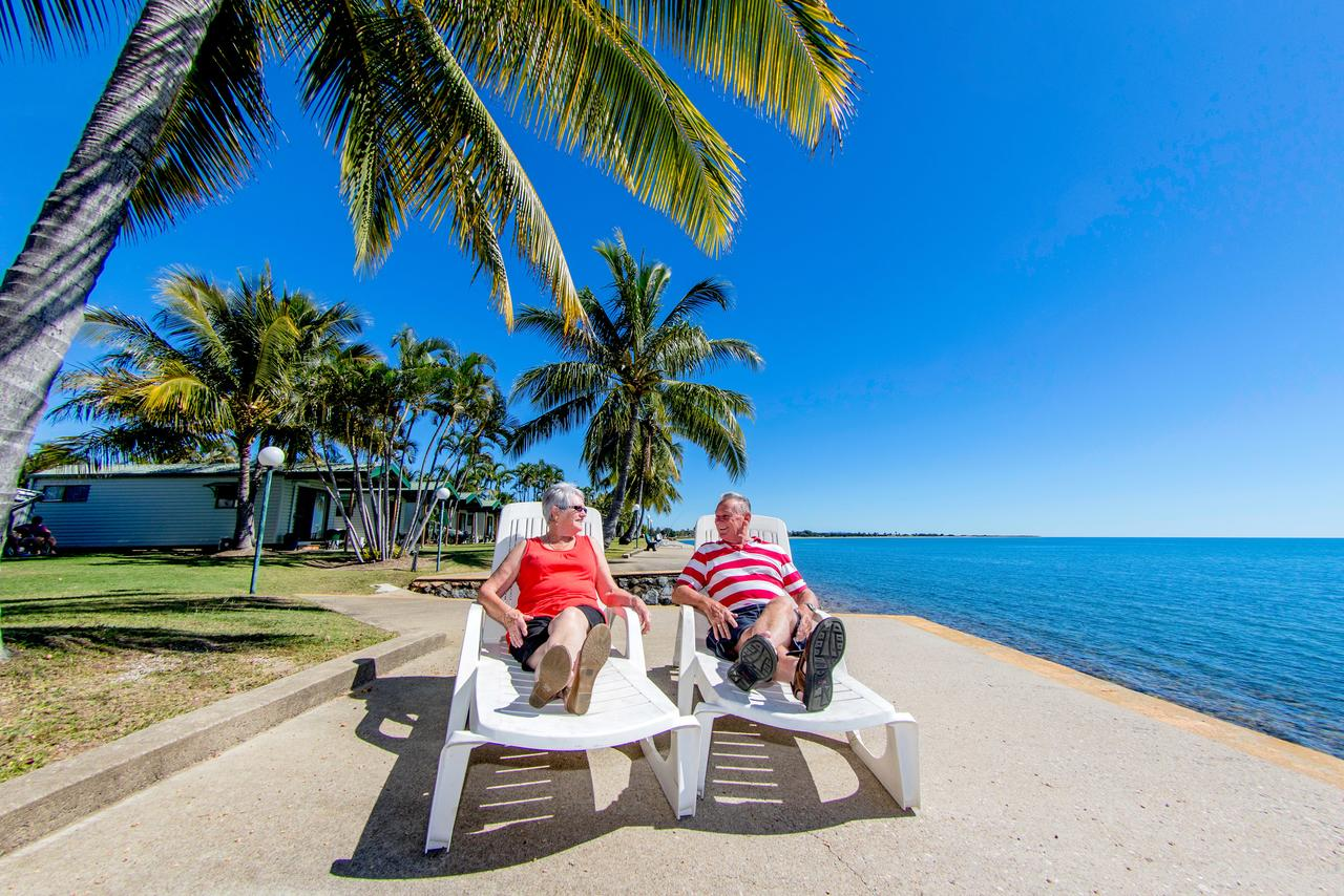 NRMA Bowen Beachfront Holiday Park - Accommodation QLD