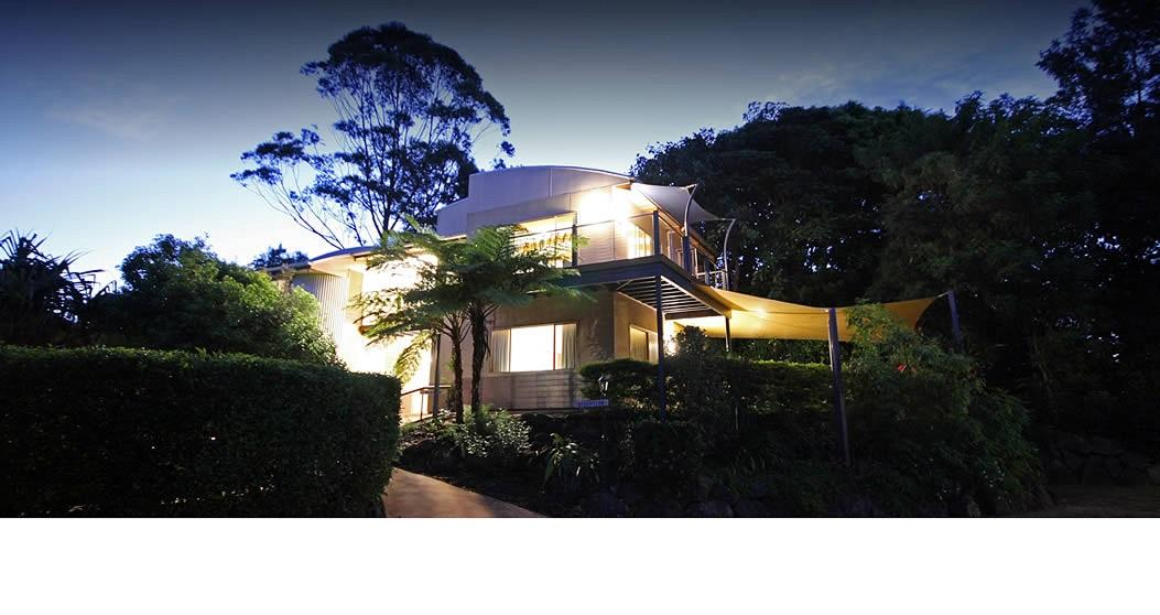 Maleny Terrace Cottages - Accommodation QLD
