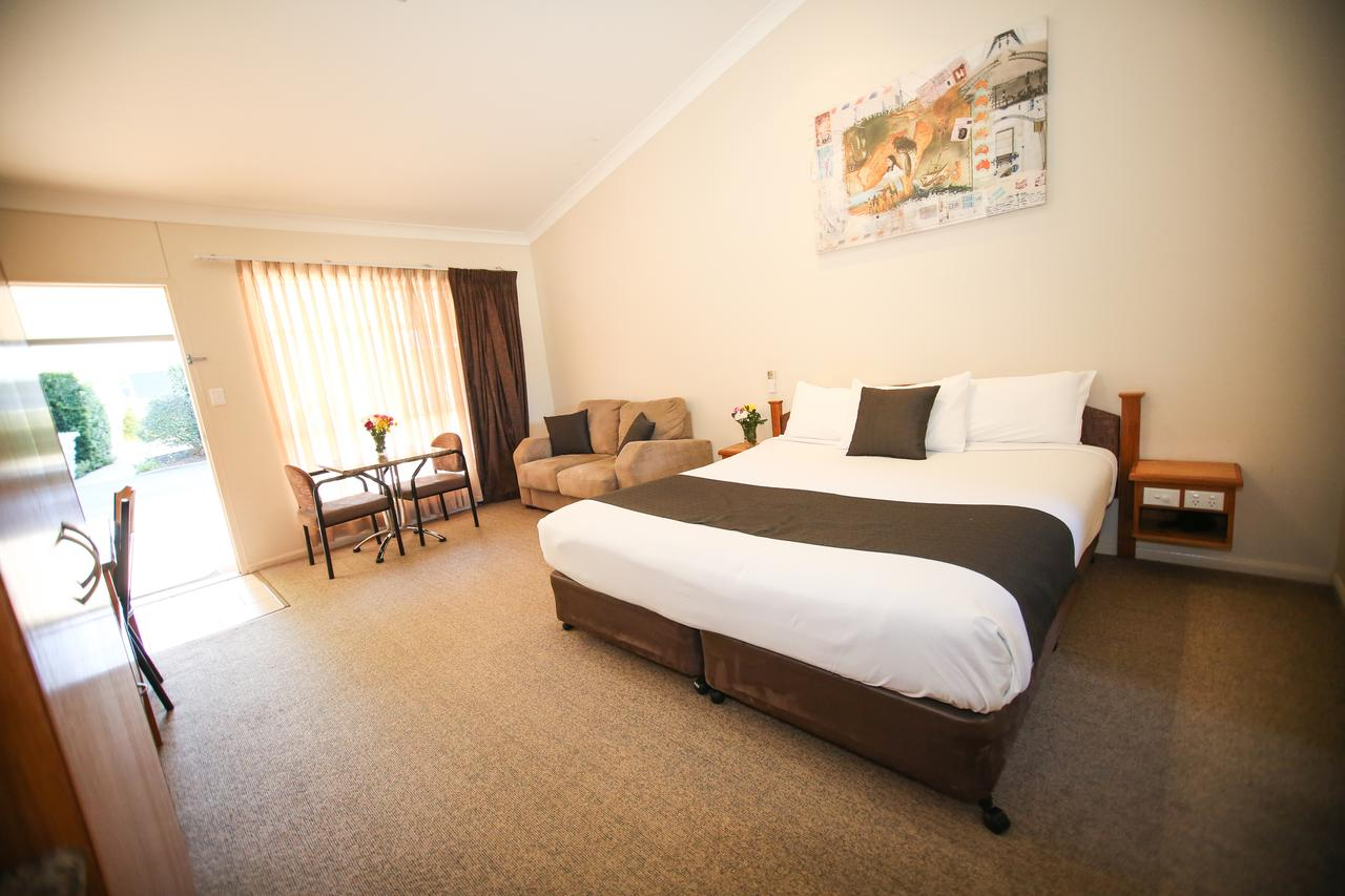 Roma Explorers Inn - Accommodation QLD