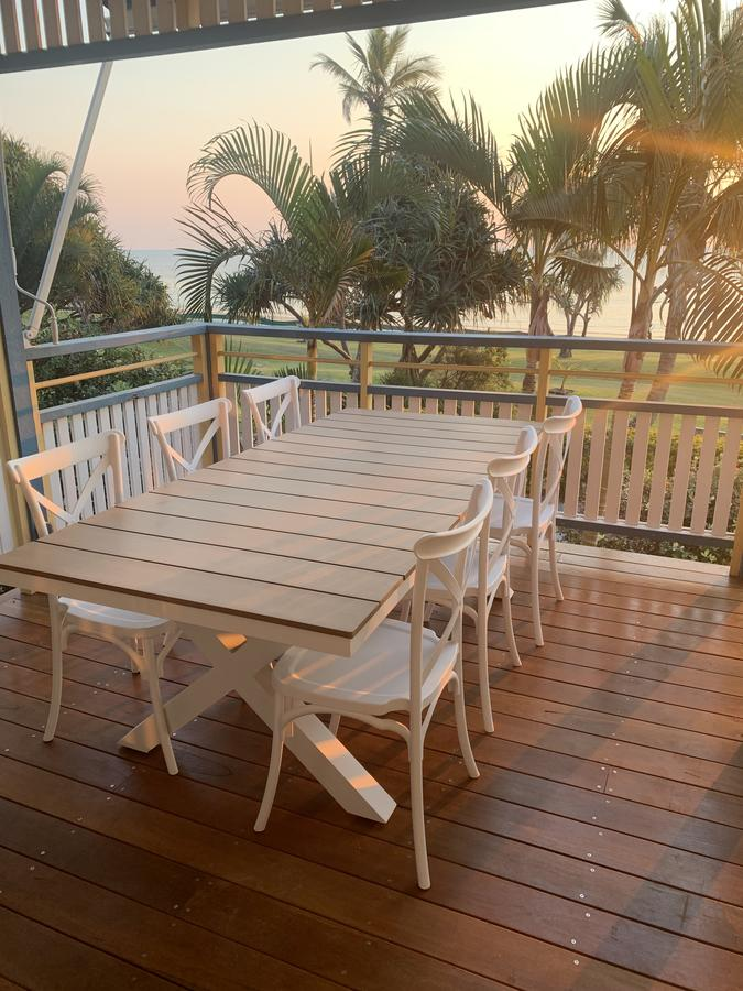 Beach front Villa at Tangalooma - Accommodation QLD