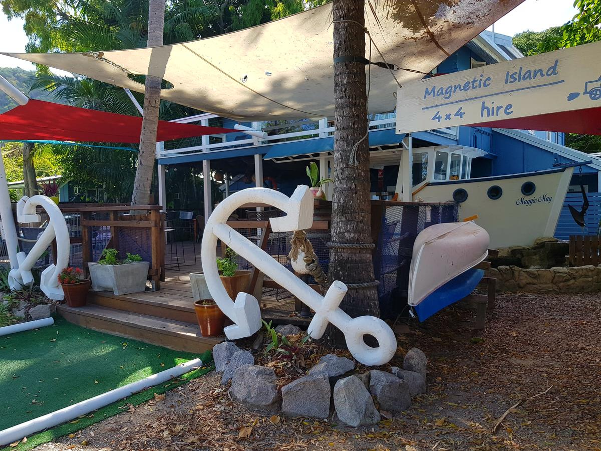 Arcadia Beach Guest House - Accommodation QLD