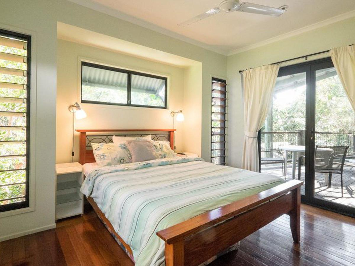 Billa Blue - Accommodation QLD