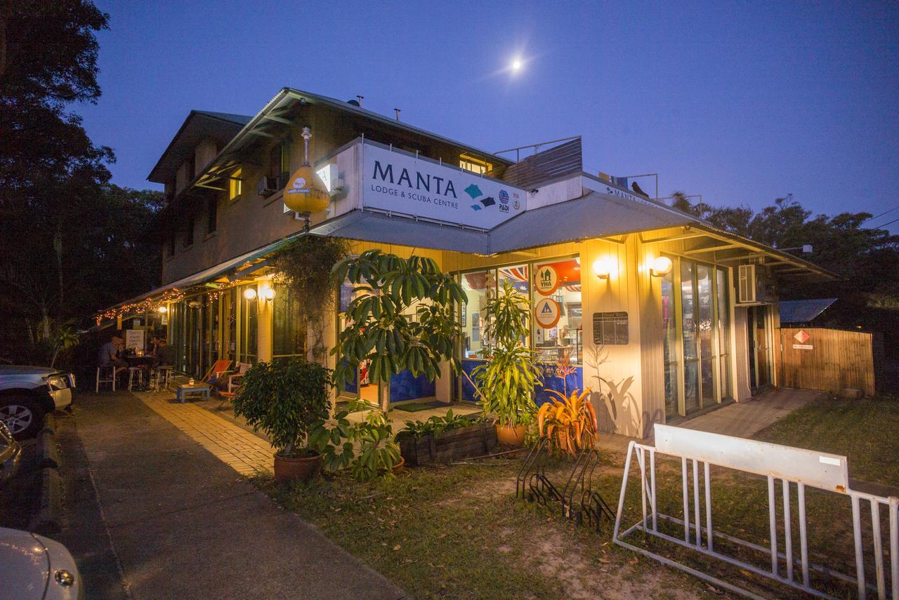 Manta Lodge YHA  Scuba Centre - Accommodation QLD