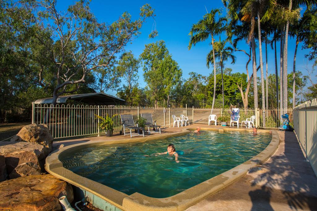 AAOK Lakes Resort and Caravan Park - Accommodation QLD