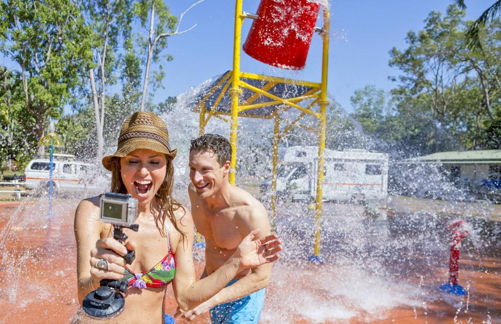 BIG4 Howard Springs Holiday Park - Accommodation QLD