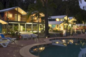 BIG4 Nambucca Beach Holiday Park - Accommodation QLD